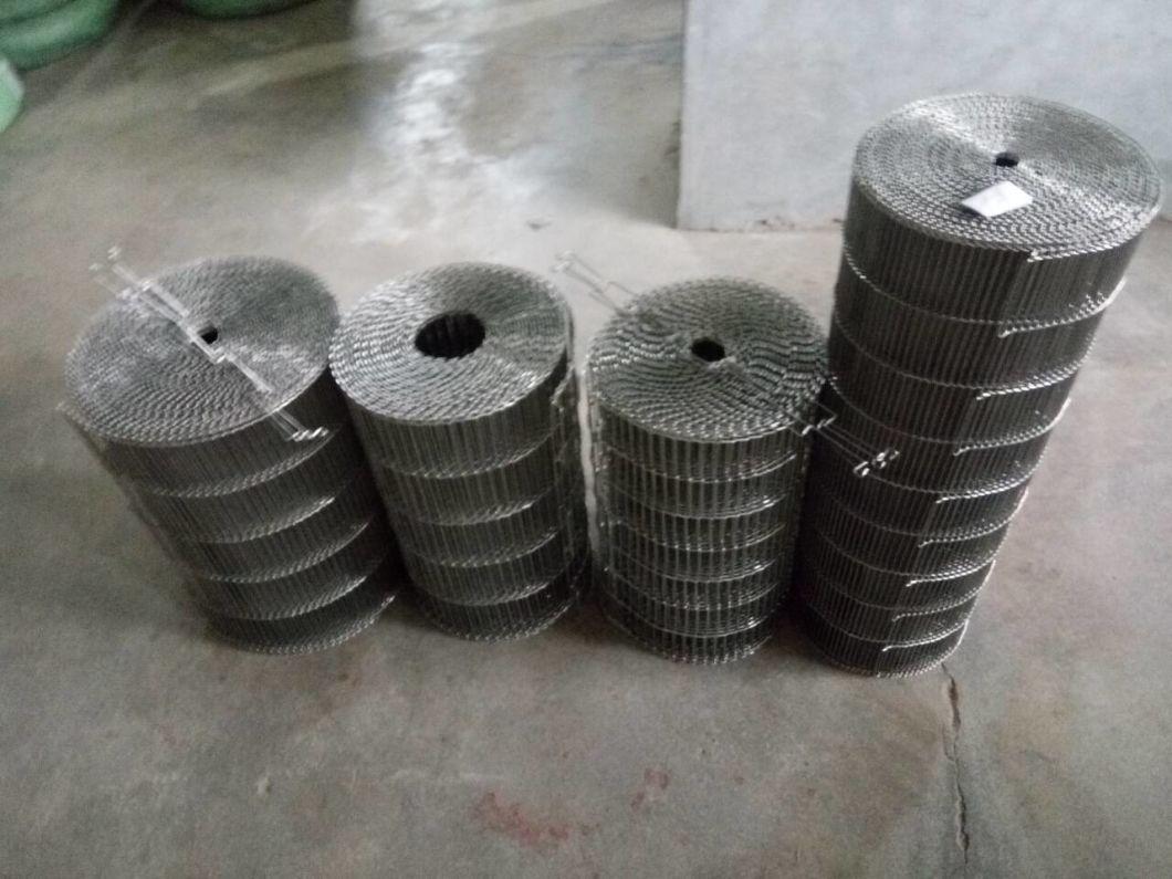 Stainless Steel Wire Conveyor Belt for Food Conveyor Equipment