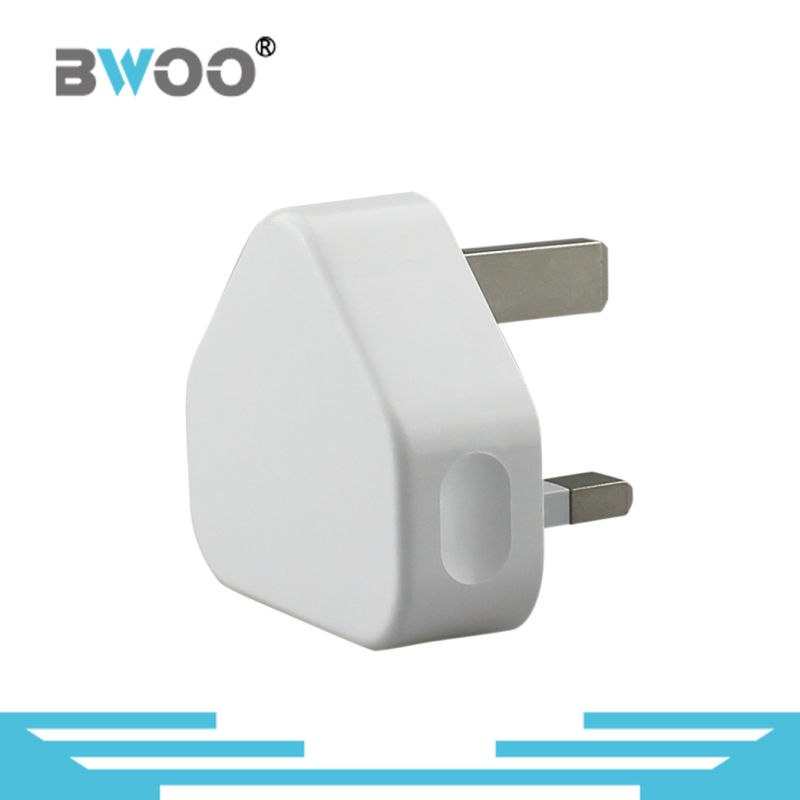 Hot Sale UK Plug USB Travel Charger Power Charger