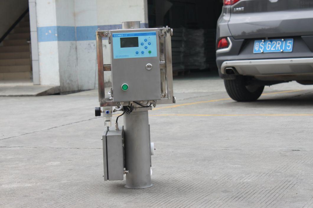High Sensitivity Ferrous Metal Separators for Pharmaceutical/Food/Plastic