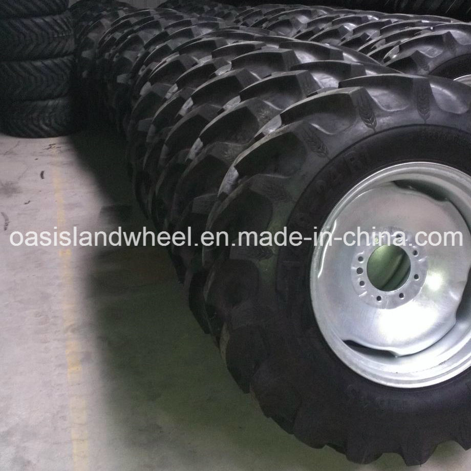 Agriculture Farm Tyre (14.9-24) with Rim for Irrigation