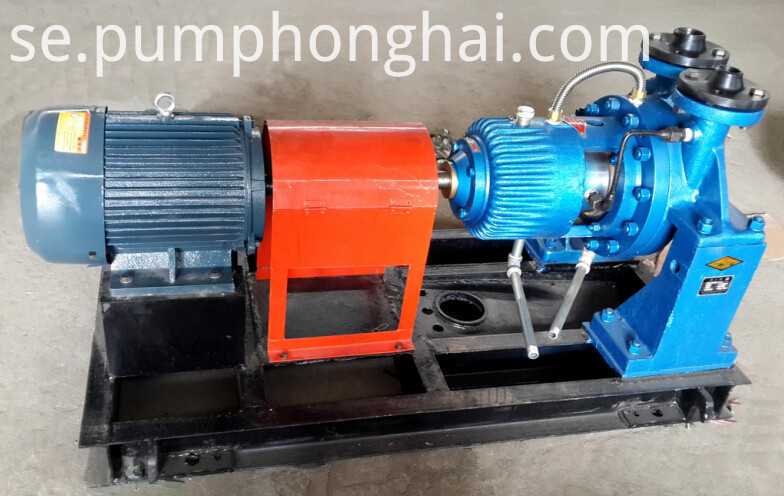 AY cast steel material hot oil centrifugal pump