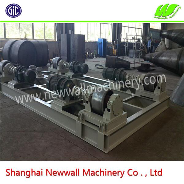 60tph Triple Drum Rotary Drying Machine