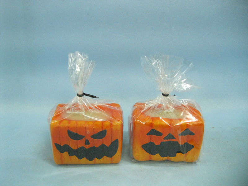Halloween Candle Shape Ceramic Crafts (LOE2367-6.5z)