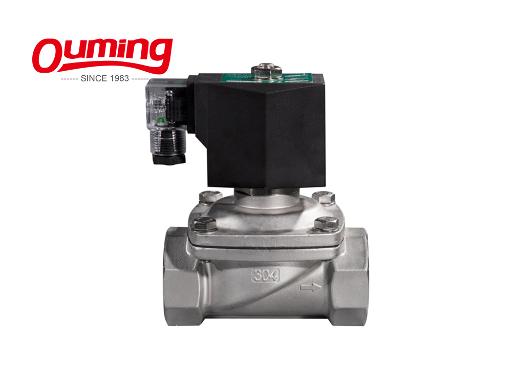 Stainless Steel Fan Coil 3 Way Motorized Control Ball Valve
