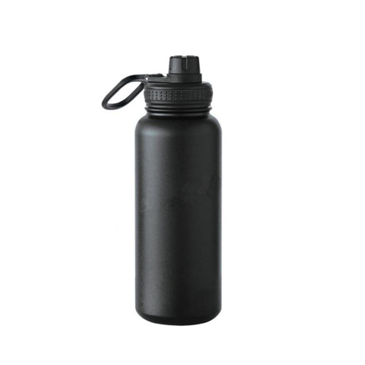 Double Wall Insulated Stainless Steel Thermos Water Bottle & Vacuum Flask