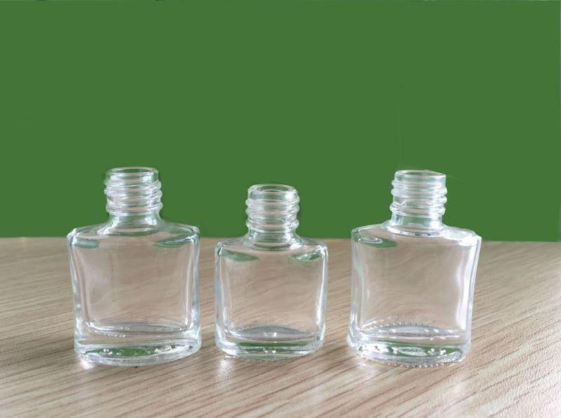 Private Label High Quality Designer Bottles Empty Nail Polish Bottle