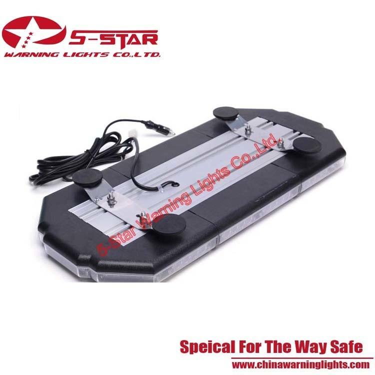 27 Inches 3W Tubes Police LED Warning Mini Light Bar