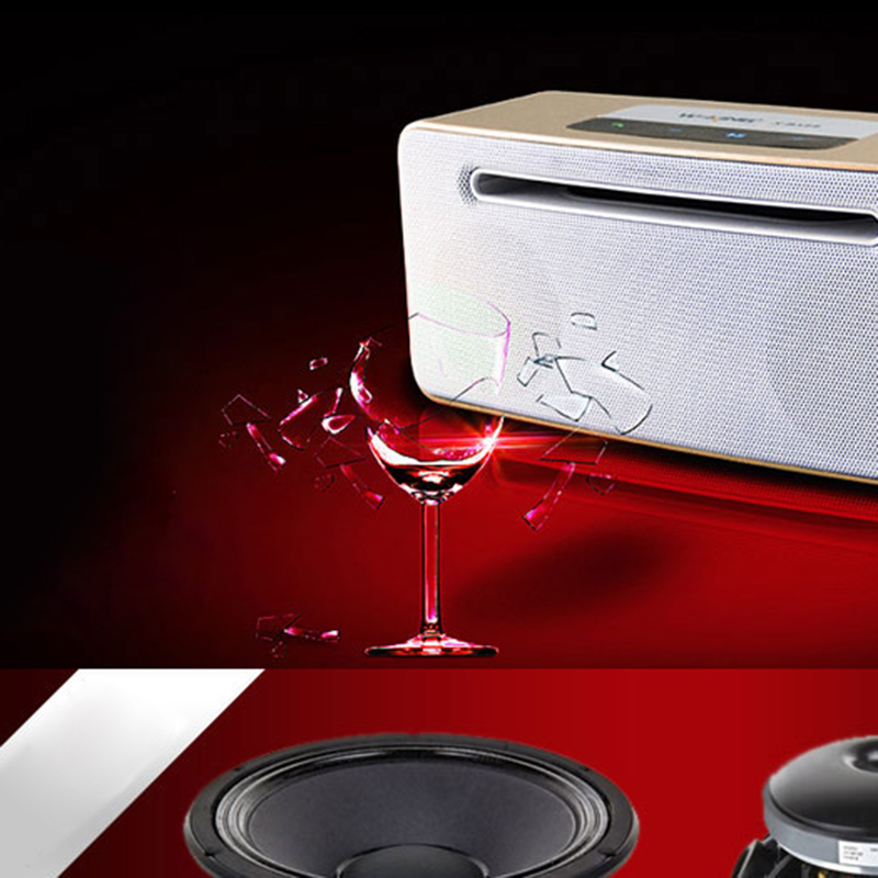Portable Bluetooth Wireless Active Speaker for Mobile