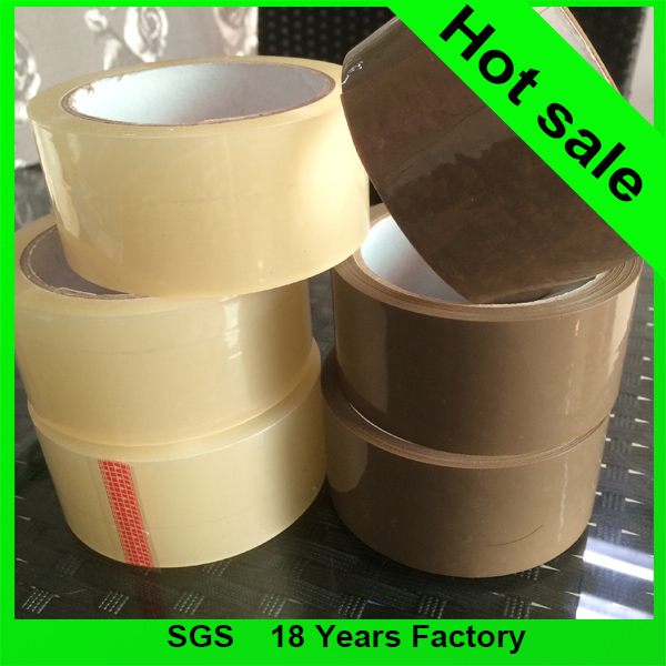 Hot Sale 48mm Carton BOPP Adhesive Packing Tape