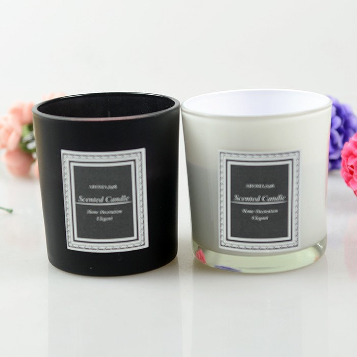 Scented Candle in Galss Jar