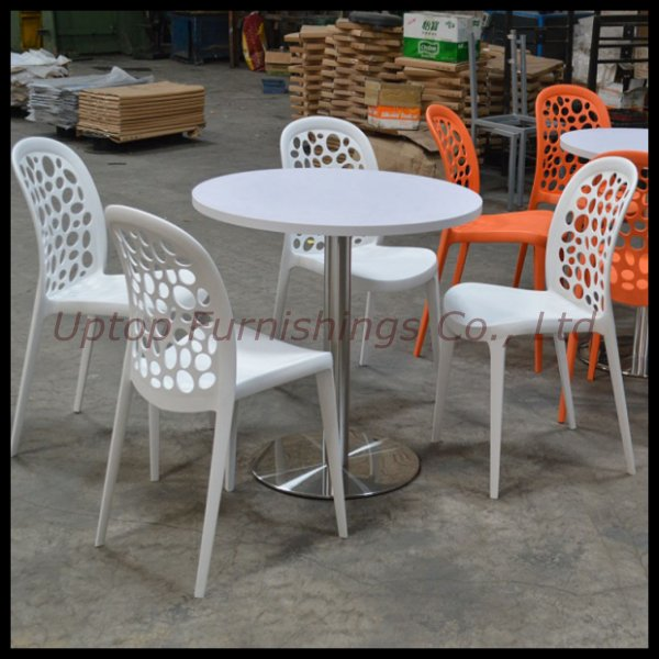 Wholesale Modern Plastic Cafe/ Restaurant / Canteen Furniture (SP-CT515)