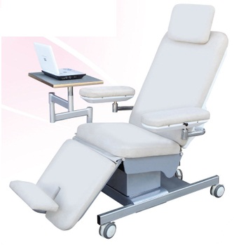 Hospital Bed of Electric Blood Collection Chair