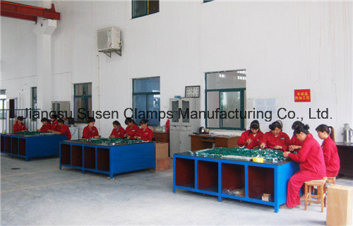 DIN3015 Heavy Pipe / Tube / Hydraulic Clamp