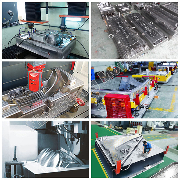 Plastic Injection Industrial Pallet Mold