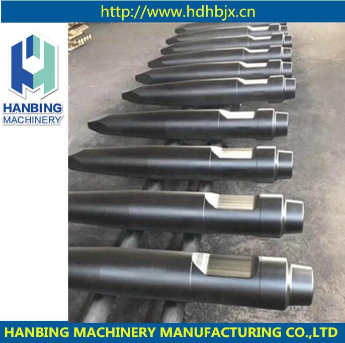 Hydraulic Rock Breaker Chisel Tool, Hydraulic Breaker Chisel