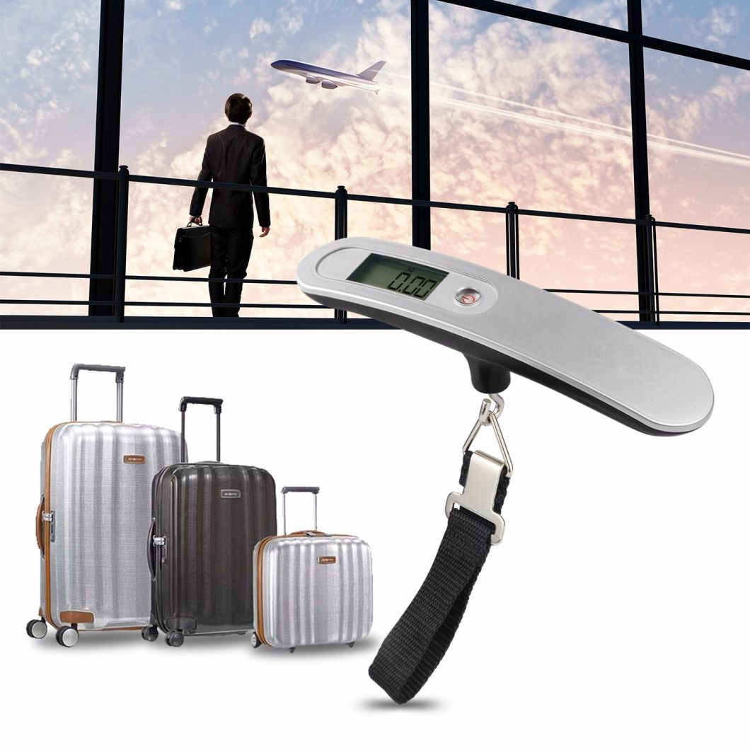 50kg Digital Luggage Travel Weighing Scale