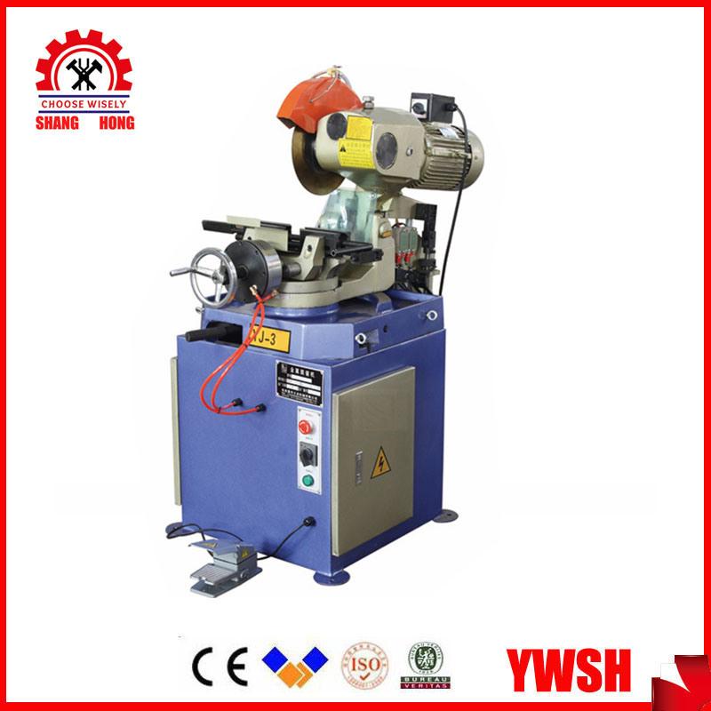 Professional Pneumatic Circular Saw Metal Cutting Steel Tube Pipe Cut off Machine