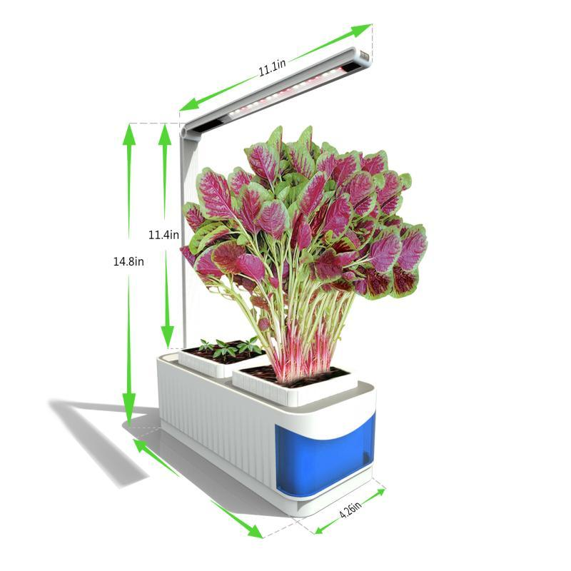 New Design 8.5W LED Table Grow Lamp for Reading