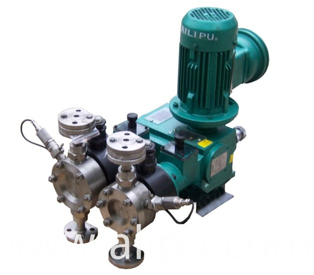 Ailipu High Pressure Hydraulic Pump
