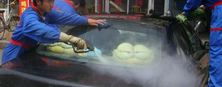 China Steam Car Washer/High Pressure Car Washer (SS-JNX-4)