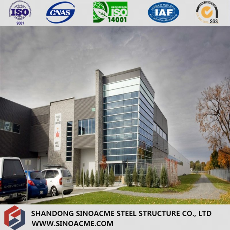 Multi-Storey Ce Certificated Residential Structural Building/Construction
