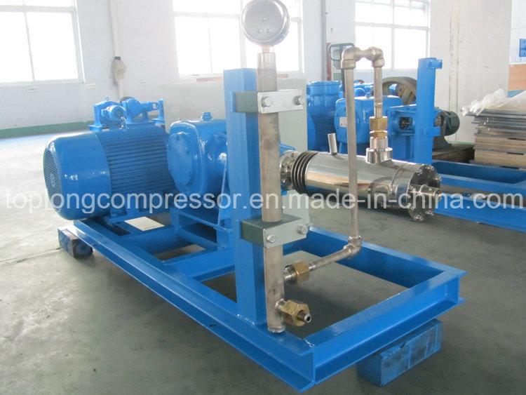 Good Quality Cryogenic Liquid Cylinder Filling Pump