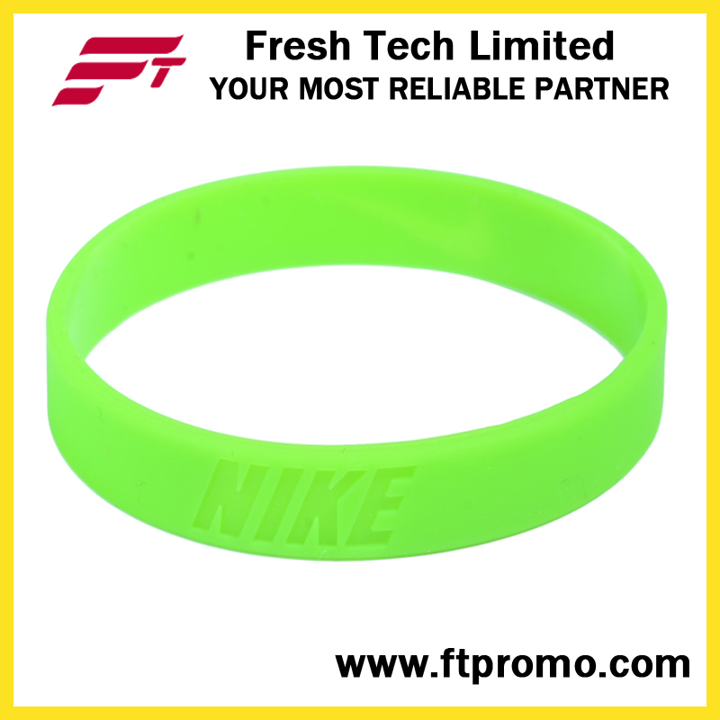 Wholesale OEM Silicone Wristband with Logo