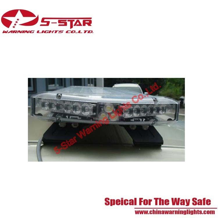 Aluminum Super Bright Police LED Warning Lightbar