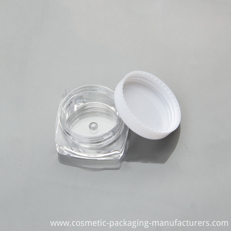 Cosmetic Jar 3G 5g (NJ11)