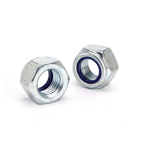 DIN985&DIN982 Hex Nylon Lock Nut