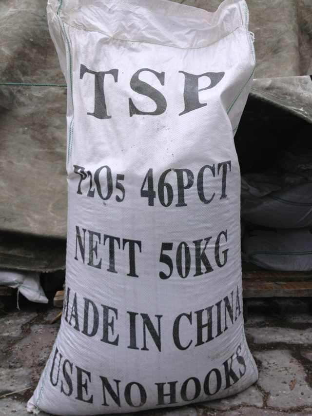 Triple Super Phosphate (TSP) with SGS
