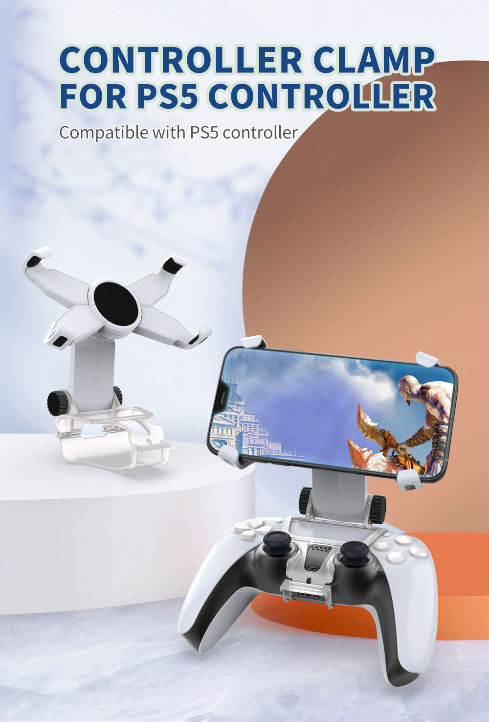 New Arrival Controller Clip Mount