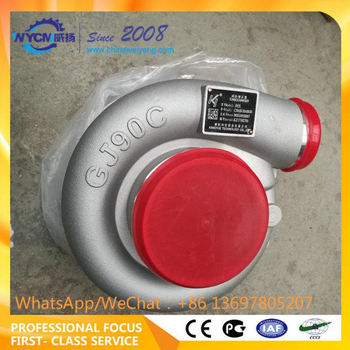 Shangchai Engine Gt4288 Turbo C38ab-38ab601 J95s C38ab-38ab630