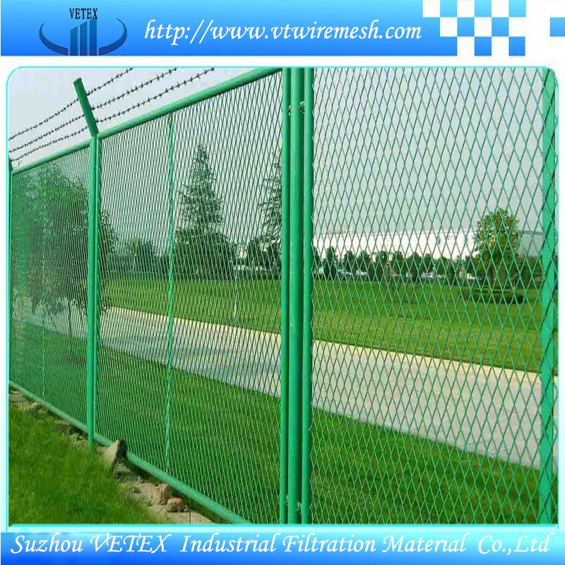 Woven Garden Fence Mesh Panel