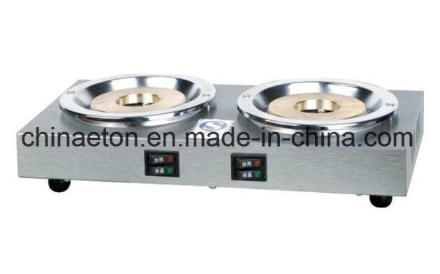 2-Boiler 0.9kw Electric Coffee Maker Et-Bm-2