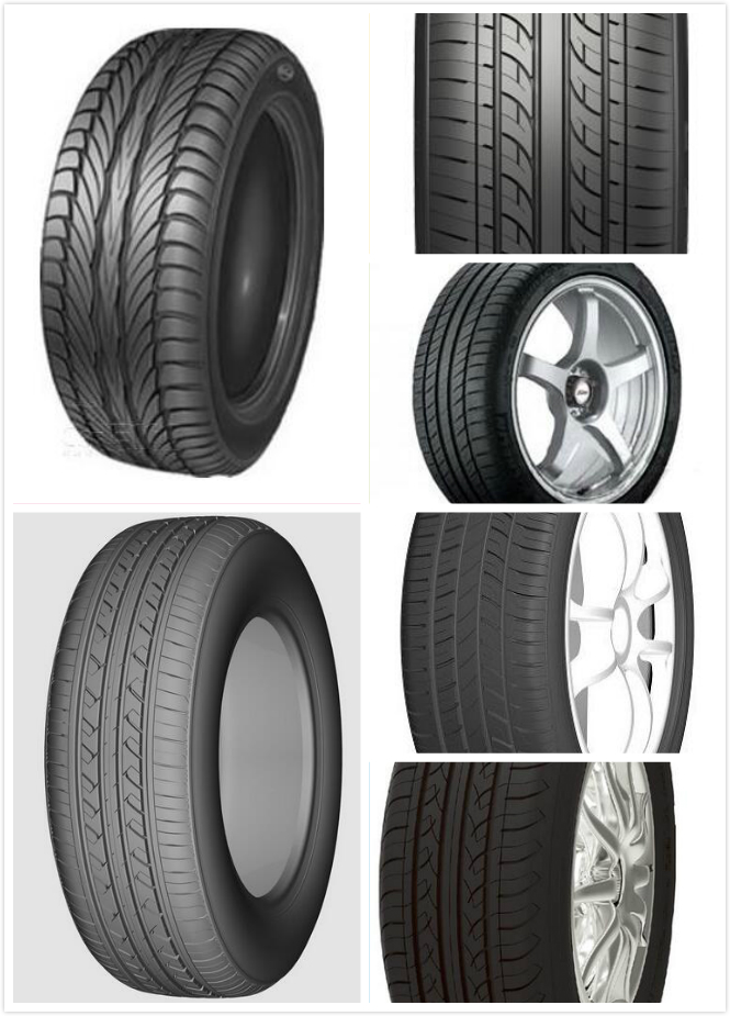 China Radial Tire, PCR Car Tyre (185/60r14, 175/65r14)