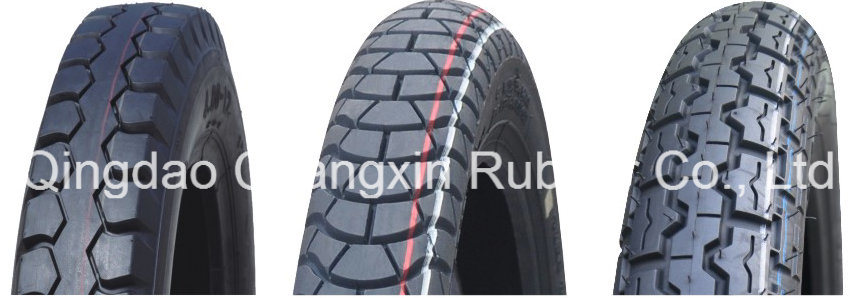 Tricycle Tyre / Motorcycle Tyre (4.00-12 4.50-12 5.00-12)