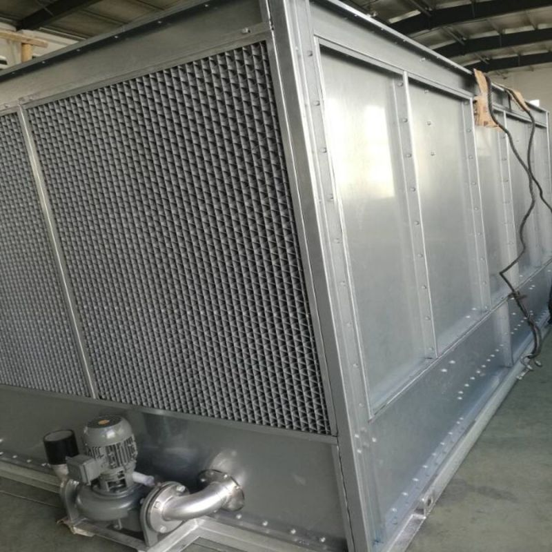 Full Hot DIP Galvanized Cross Flow Closed Circuit Cooling Tower