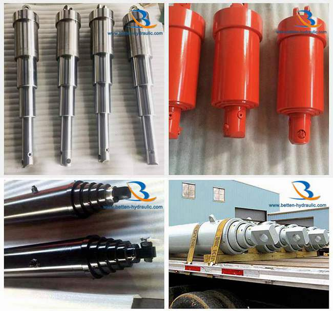 Two Stage Hydraulic Cylinder for Sale
