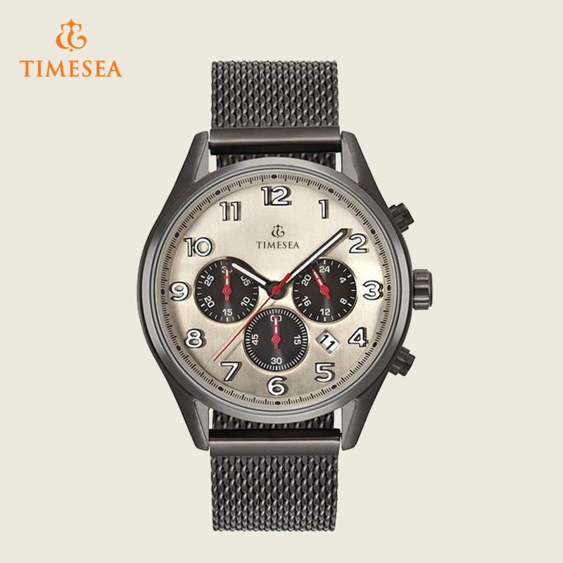 Chronograph Watch Manufacturer Price of Western Steel Watches72401