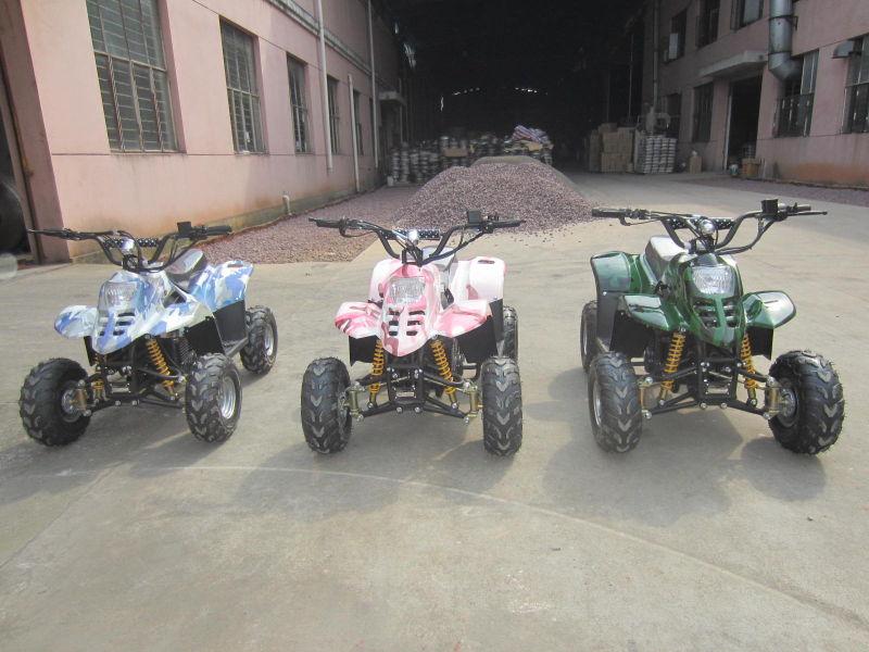 Camo Color 110cc ATV Quad Hot for Middle East Market (ET-ATV003)