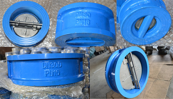 Cast Iron/ Ductile Iron Steel 8 Inch Check Valve