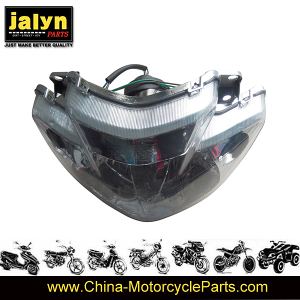 Motorcycle Head Light, Front Light (Item: 2012061)
