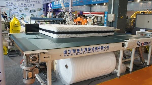 Tape Edge Machine Mattress Sewing Machine