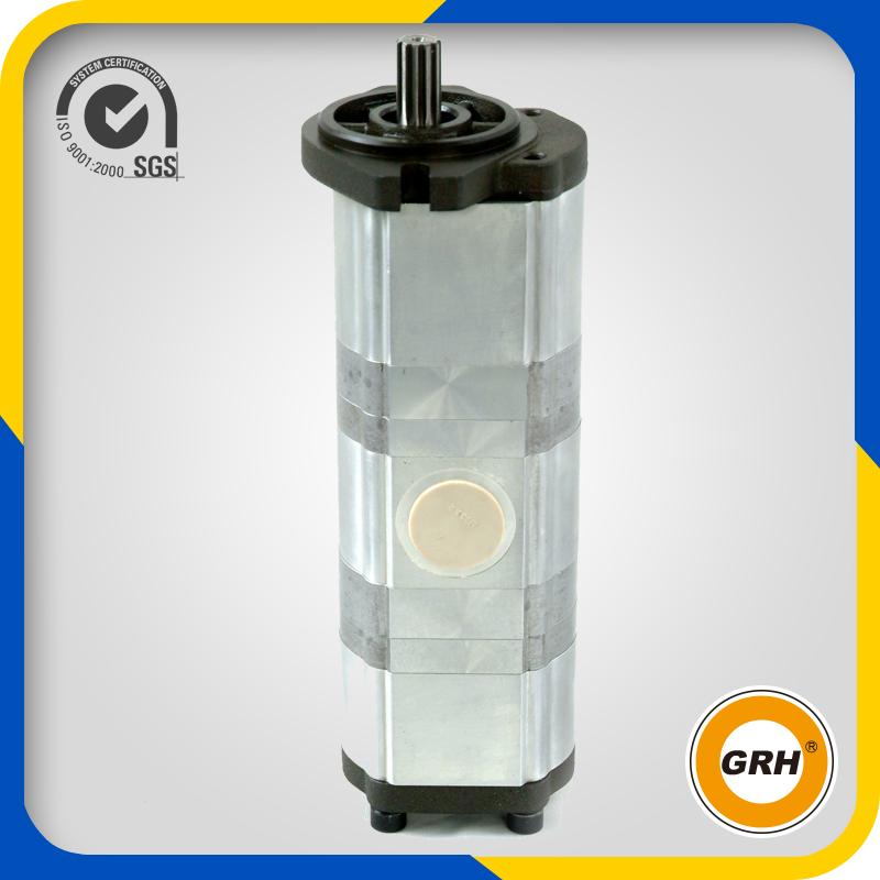 Triple Pump Hydraulic Fuel Crawler Gear Pump (PC30/40/50)