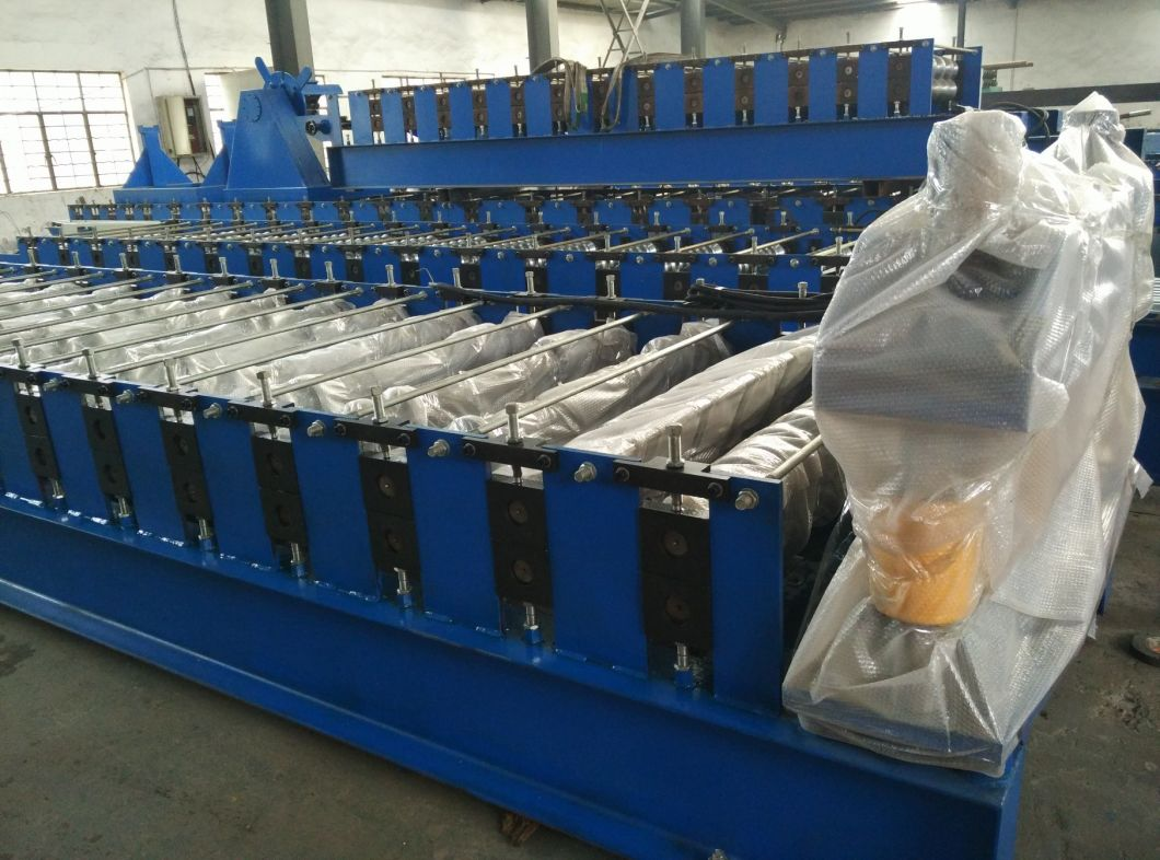 Roof Tile Roll Forming Machine for Roofing