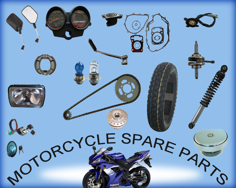 Motorcycle Spare Parts Speedometer for Y125 Z R