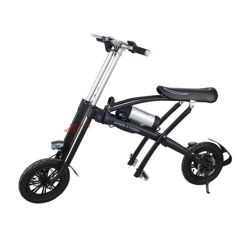 China Fat Tire Mini E Bike Electric Folding Bicycle