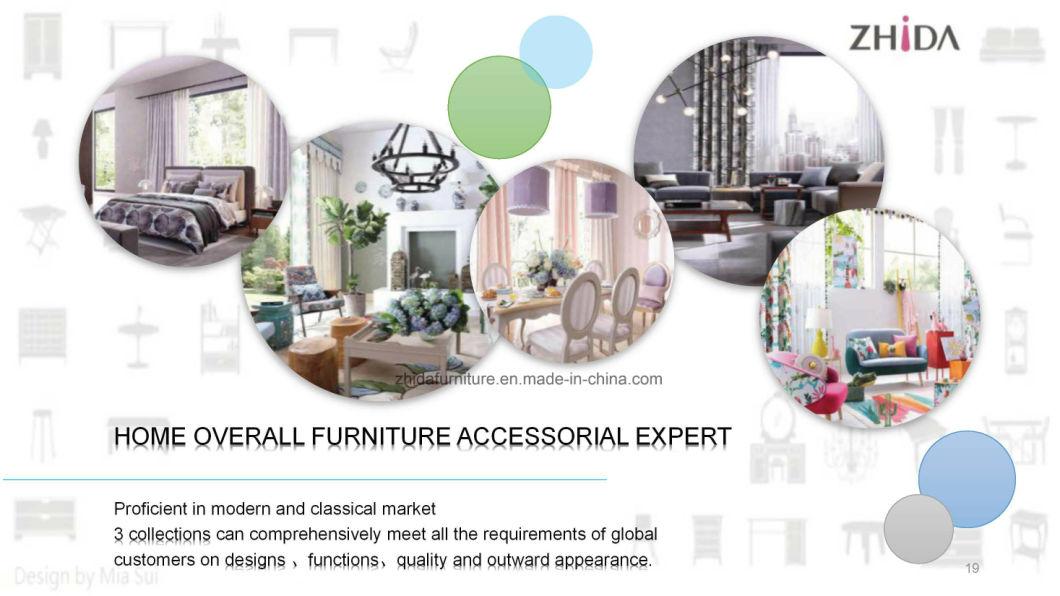 New Design Fashion Big L Shape Sectional Fabric Sofa