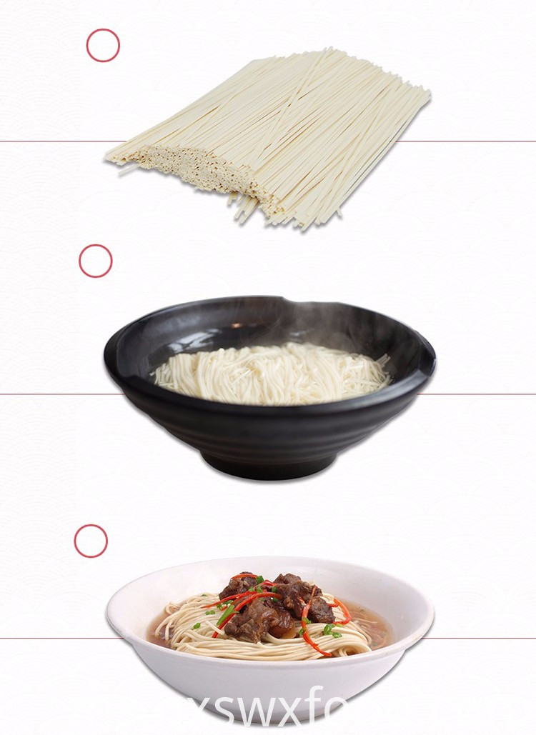 Low Carbohydrate Noodles